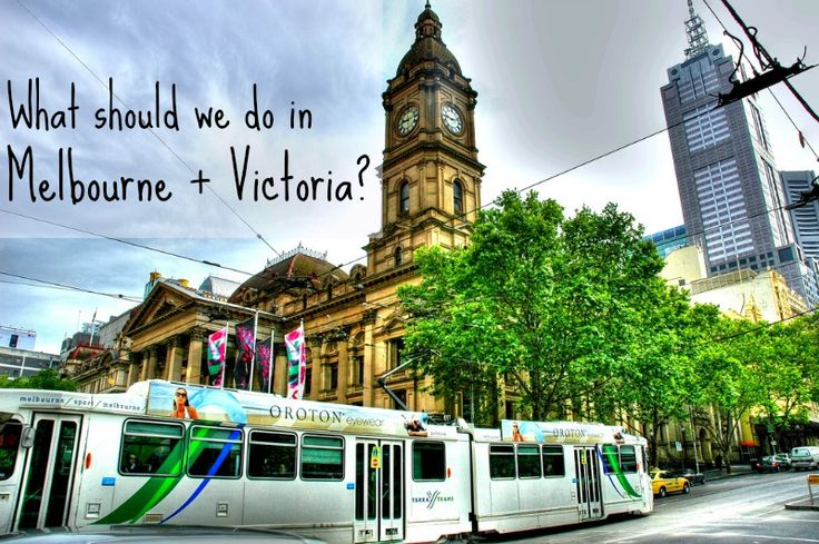 HELP - What should we do in Melbourne and Victoria? Anyone been to these destinations in Australia? Share on the blog!