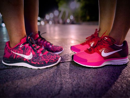 Adorable running shoes