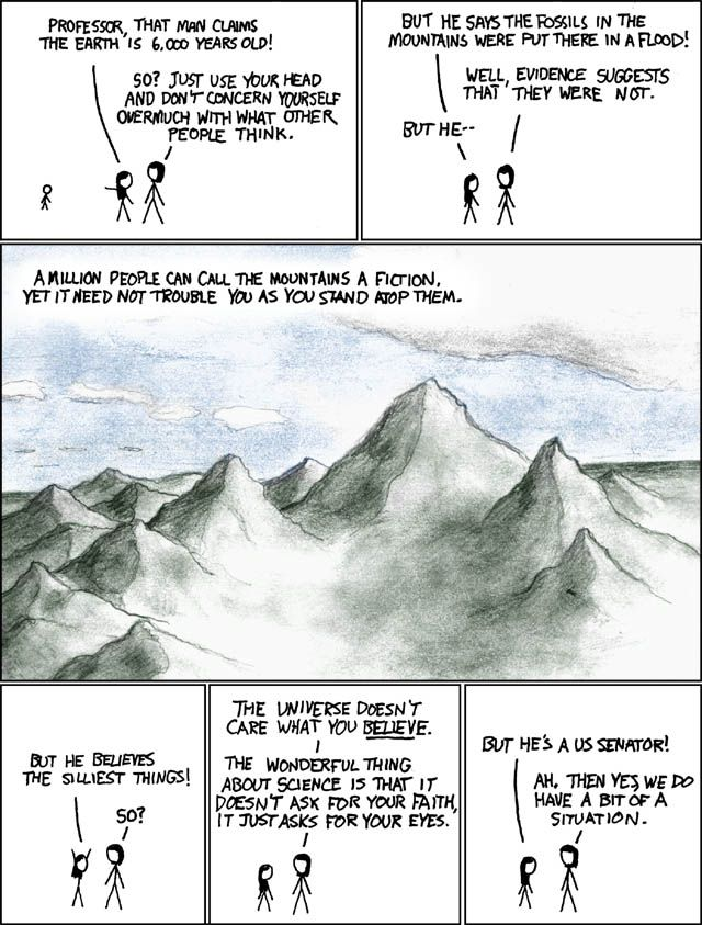 top 10 xkcd cartoons on science and religion