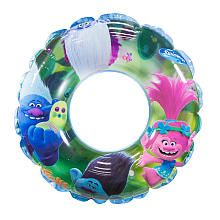 SwimWays DreamWorks Trolls 3D Swim Ring