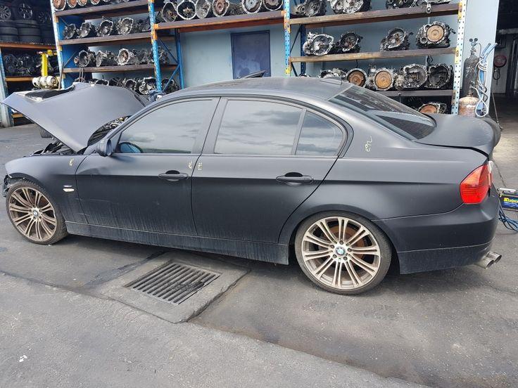 BMW 320I E90 2.0L 4 Cylinder Automatic Executive S1 (05-08)