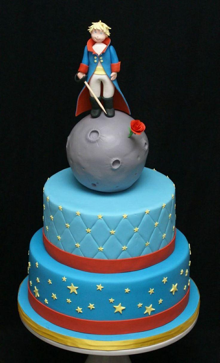 Little prince cake! Www.docecake.com
