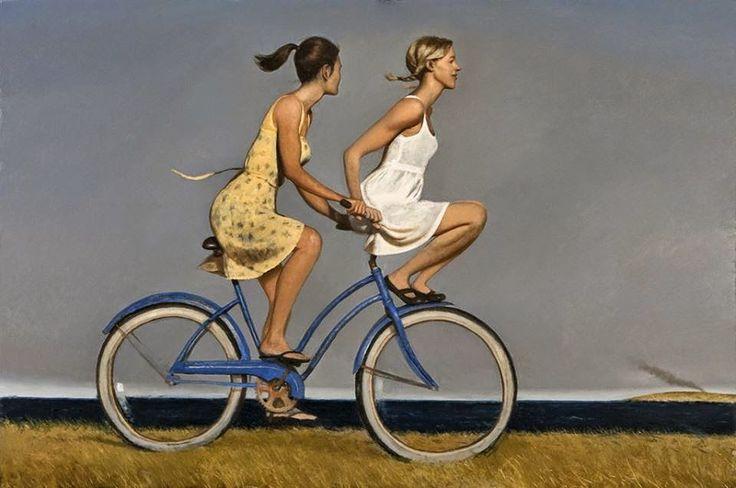 Bo Bartlett, 1955 ~ Realist Figurative painter | Tutt'Art@