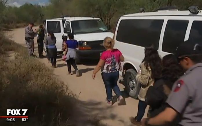 A recent Fox 7 feature is exposing the work life of U.S. Border Patrol agents assigned to Texas' Rio Grande Valley sector, a 1,254 mile stretch where they're nabbing about 500 illegal immigrants flooding into the country each day. Supervisory Border Patrol Agent Marlene Castro told the news site the traffic crossing the Rio Grande …