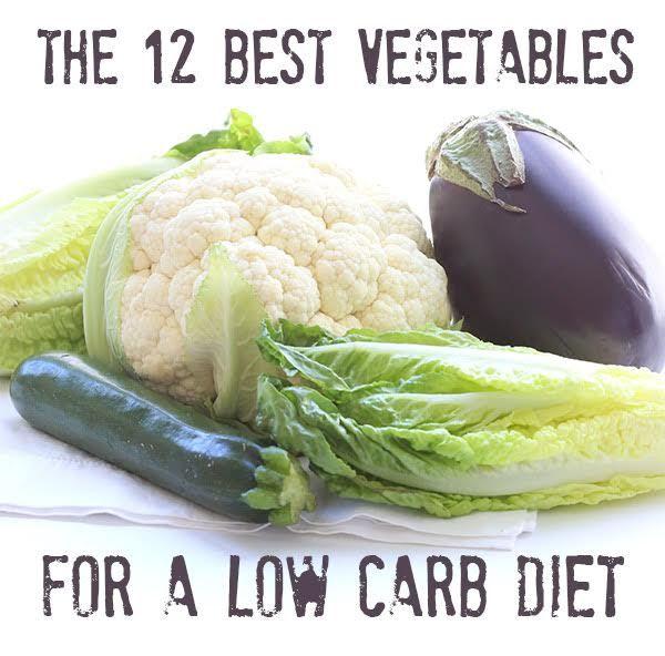 12 Best Low Carb Vegetables