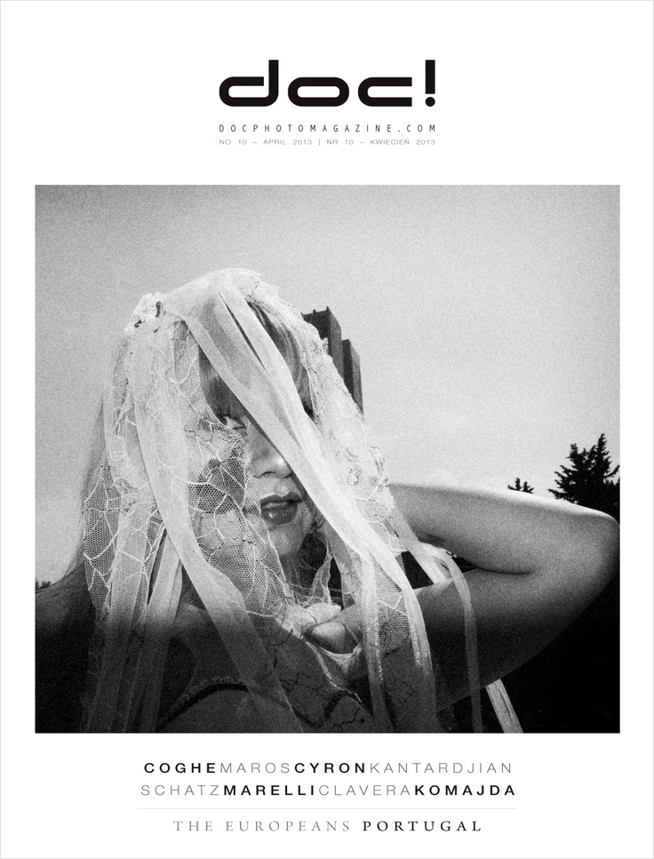 Cover of doc! photo magazine #10 Cover photo: Alex Coghe