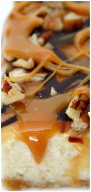 25+ bästa Pecan cheesecake idéerna på Pinterest ...