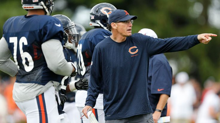 When a team is a losing, it's easy to say jobs everywhere are on the line. However, Chicago Bears head coach Marc Trestman remains steadfast.