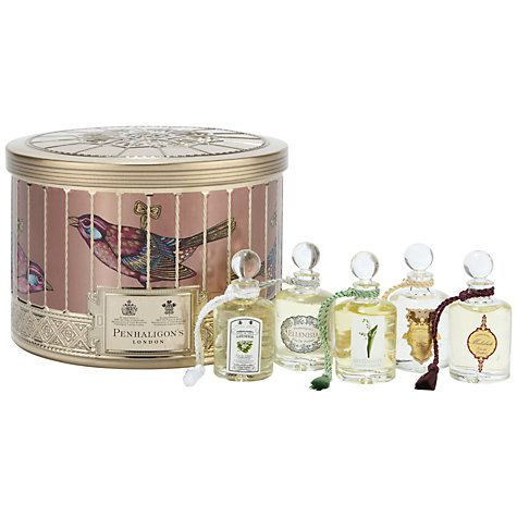 Buy Penhaligon's Mini Fragrance Set for Her, 5 x 5ml Online at johnlewis.com