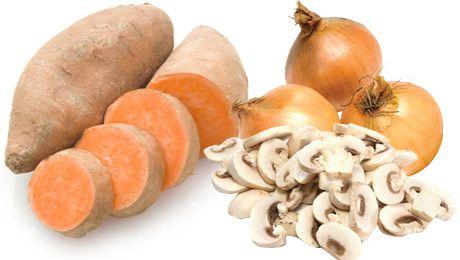Lamb & Sweet Potato Pot #SimpleDinners