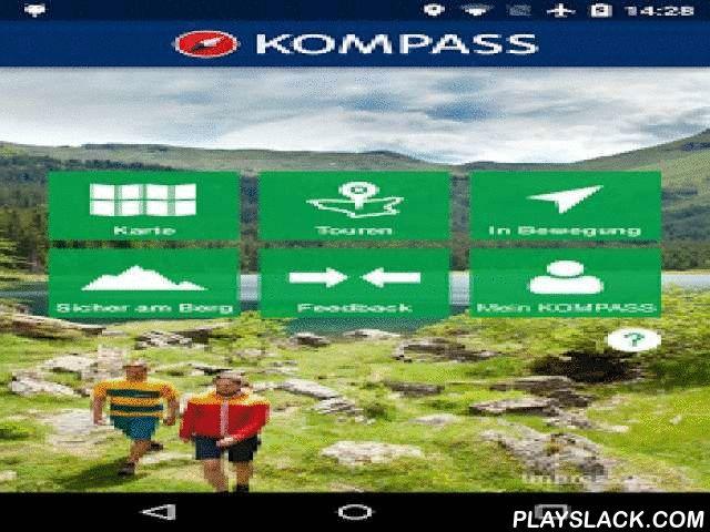 KOMPASS Wanderkarte  Android App - playslack.com ,  Ideal für alle Aktiven die auf die Zuverlässigkeit der KOMPASS-Karten setzen.KOMPASS-BenutzerkontoDie Anmeldung über ein KOMPASS-Benutzerkonto ermöglicht die Synchronisation der bereits gekauften Karten. So kann man einmal gekaufte Karten auf bis zu 5 Geräten verwenden.Wegpunkte setzenBeim Aufzeichnen einer Tour gibt es nun die Möglichkeit eigene Wegpunkte zu setzen und zum Wegpunkt das passende Foto zu speichern. Der Wegpunkt wird mit…
