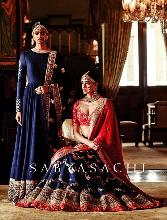 Elle India: Sabyasachi Heritage Bridal 2015 (Desi Bridal Shaadi Indian Pakistani Wedding Mehndi Walima)
