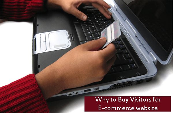 Don't know the advantages of buying website visitors to your e-commerce website? Here are the reasons to buy website traffic.