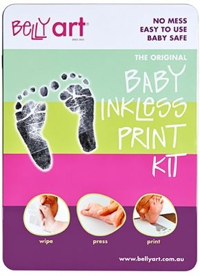 Buy this Belly Art Inkless Prints Kit from Living Online