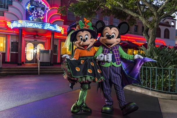 Minnie's Halloween Dine at Hollywood & Vine at Disney's Hollywood Studios