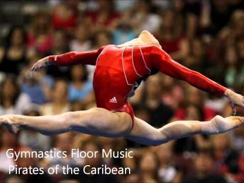 Gymnastics Floor Music - Pirates of the Caribean - YouTube