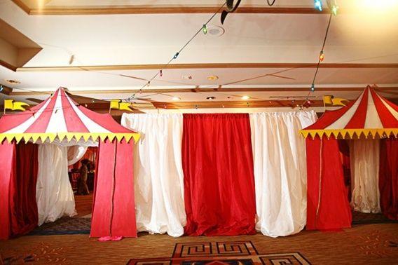 Uk How To Make A Balloon Circus Tent 48
