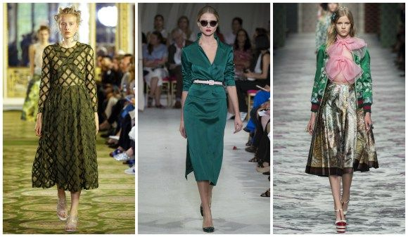 De 7 mest interessante fargene SS16 | The Daily D