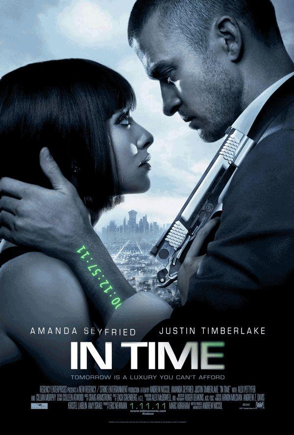 In Time / In Time - Deine Zeit läuft ab (2011) - GIF