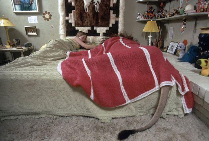 Nunca tengas un animal salvaje de mascota o te puede pasar lo que le pasó a esta niña (terribles imágenes)