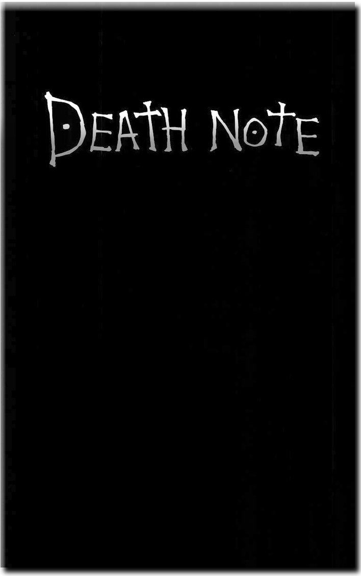 Death Note Book by ~cetratodes on deviantART ... My friend has one, and will not let me touch it.