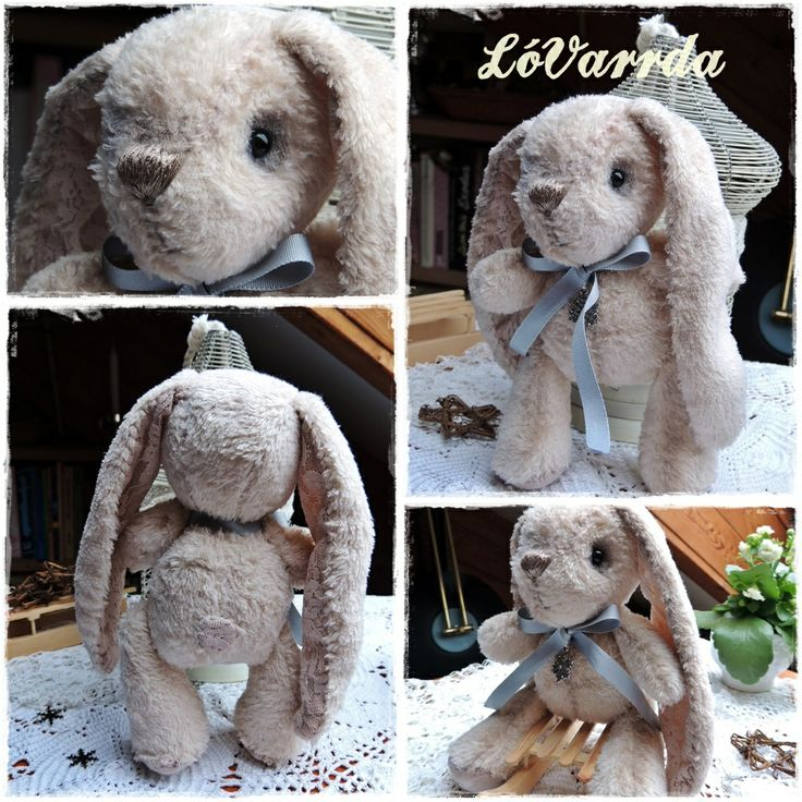 Lace-eared Bunny by LóVarrda