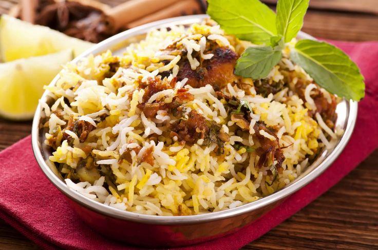 Hyderabadi Chicken Biryani | Sanjeev Kapoor Khana Khazana (+playlist)