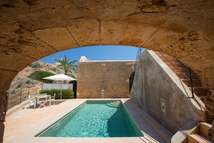 Cap Rocat - Luxury hotel in Mallorca | Small Luxury Hotels of the World Vie Simple, Small Luxury Hotels, The Longest Journey, Private Dining Room, Beautiful Hotels, Beautiful Places, Hotel Spa, Private Pool, Spain Travel