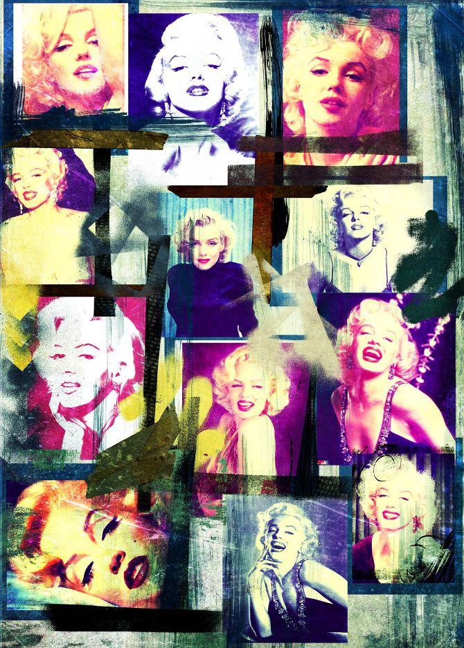 Marilyn - classic beauty