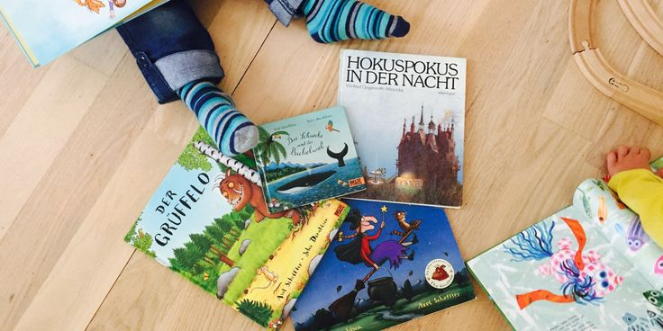 Kinderbücher müssen Kindern UND vor allem Eltern gefallen. Immerhin müssen wir sie täglich vorlesen, oder? Schön also, wenn ein Kinderbuch witzig und intelligent ist und auch noch eine Botschaft hat. Am liebsten mag ich Kinderbücher, die sich reimen. Darum ist unsere Buch-Lade voll mit Kinderbüchern