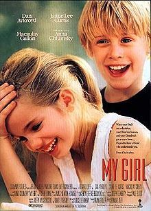 My girl. loved this movie when i was a little kid