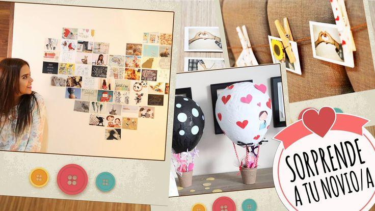 25 melhores ideias sobre sorprender a mi novio no - Como sorprender a tu pareja en casa ...