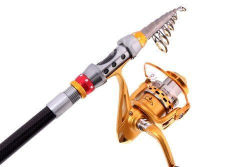 What 39 s the best telescopic fishing rod you can buy read for Best all around fishing rod