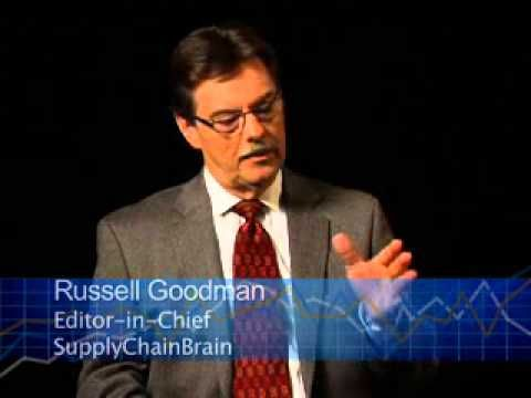 Ron Wilson sits down with SupplyChainBrain editor Russell Goodman to talk mobile device management. Filmed at the annual Barcoding, Inc. executive forum event.