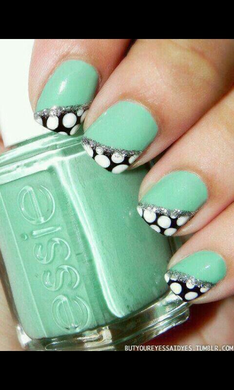 Mejores 136 imágenes de Uñas e ideas en Pinterest | Diseño de uñas ...