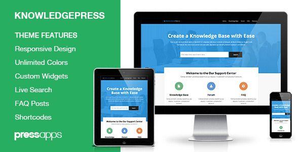 knowledge-base-wiki-faq-wordpress-theme