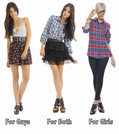 Cute Swag Outfits for Teens   The Hottest Outfits According to Guys and Girls   Her Campus
