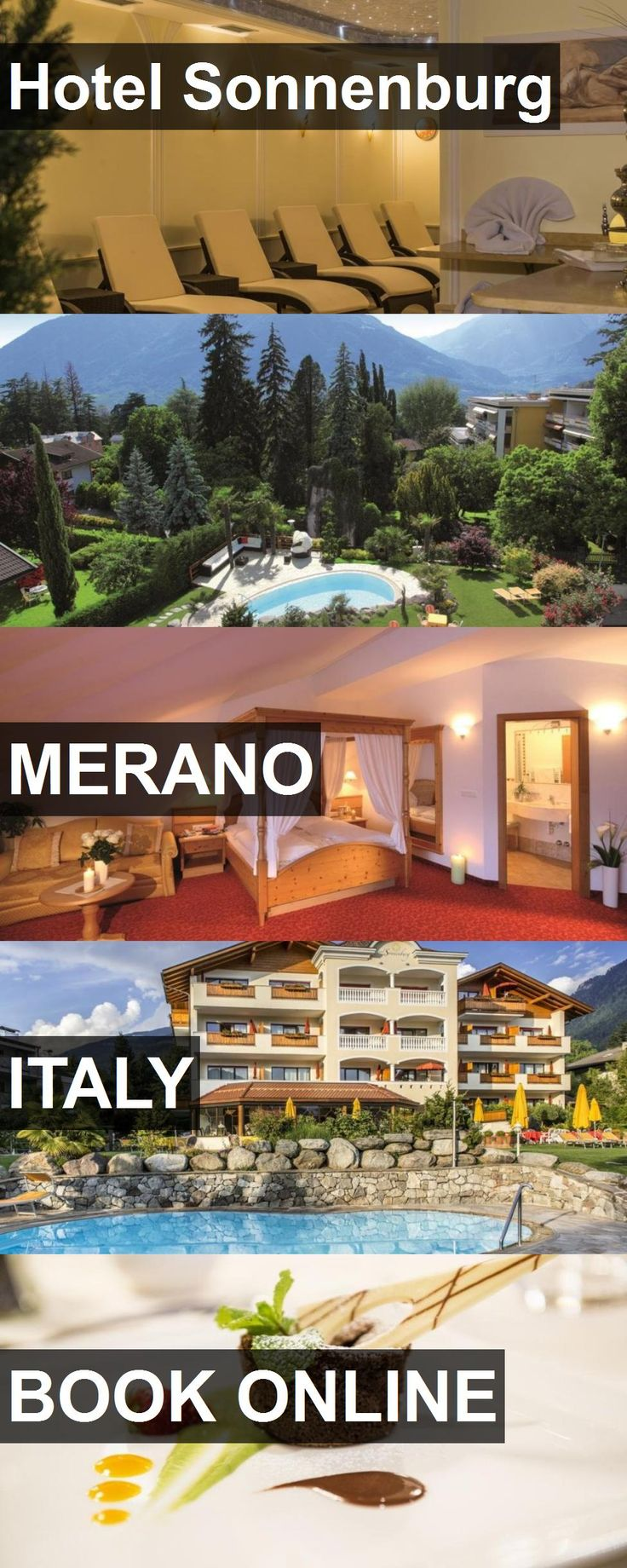Hotel Sonnenburg in Merano, Italy. For more information, photos, reviews and best prices please follow the link. #Italy #Merano #travel #vacation #hotel