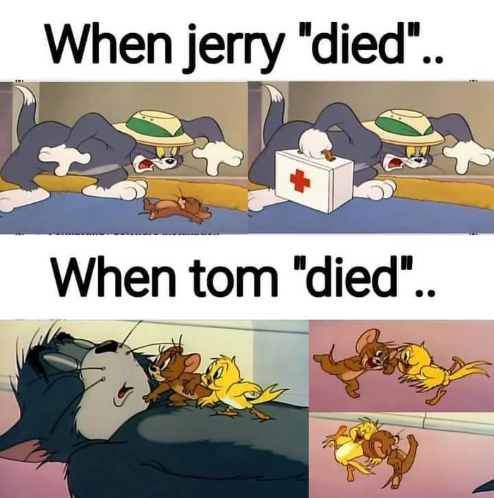 Pin By Mshen 7090 On Meme In 2021 Funny Cartoon Memes Tom And Jerry Memes Funny Tom