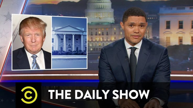 The Daily Show - President-Elect Trump's Conflicts of Interest