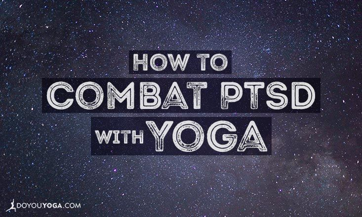If taught and practiced with care, #yoga can bring holistic healing to those with PTSD. <3 Learn more here :-) http://www.doyouyoga.com/how-to-combat-ptsd-with-yoga-91123/