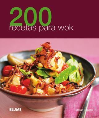 200 recetas para wok by Cristina Rodriguez - issuu