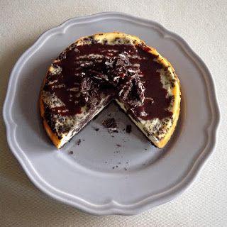 Pieni Oreo-juustokakku / Small Oreo Cheesecake