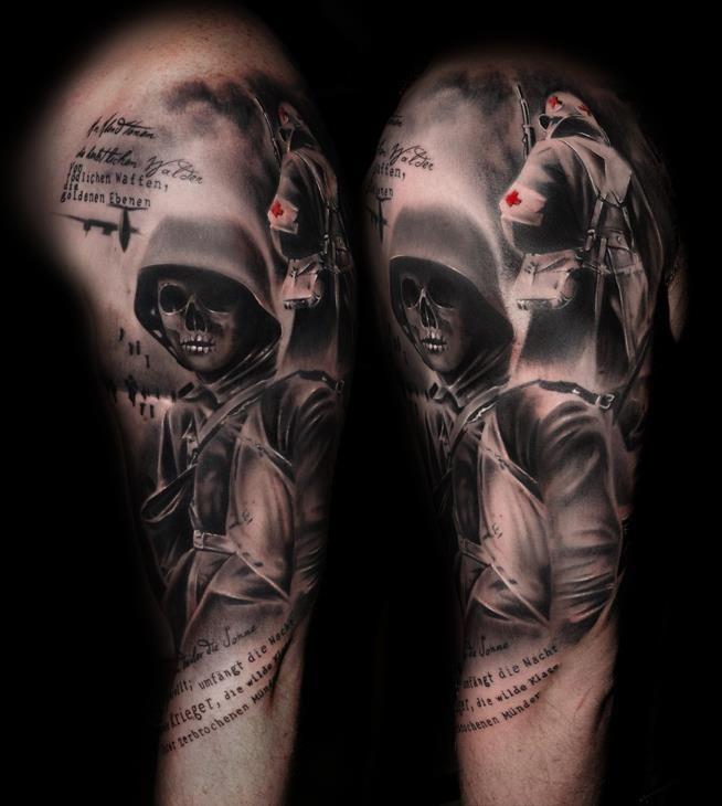 Volko merschky simone pfaff buena vista tattoo club for Tattoo art club