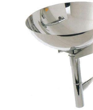 lavamanos pequeños de acero inoxidable