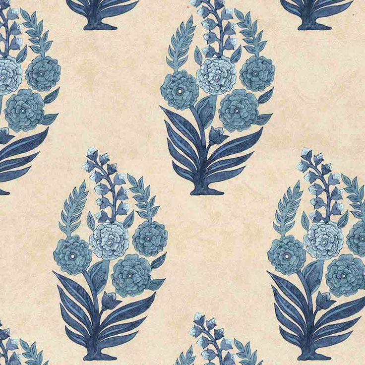 Ranthambore Designer Wallpaper from Nilaya by Asian Paints