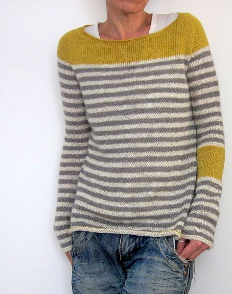 Image result for striped knitted jumper pattern