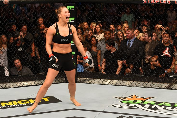 Ronda Rousey destroys Cat Zingano in just 14 seconds at UFC 184
