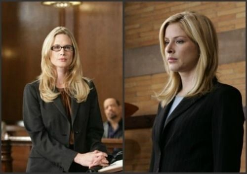 "Some people debate politics or religion. You debate which of these two was the better ADA. | Community Post: 25 Signs You're Obsessed With ""Law And Order: SVU"""