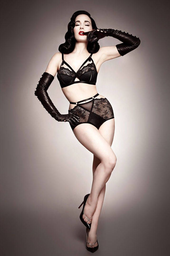 Seductress Dita von Teese spills her secrets on how to feel sexy. Click for more.